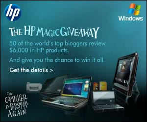 The HP Magic Giveaway