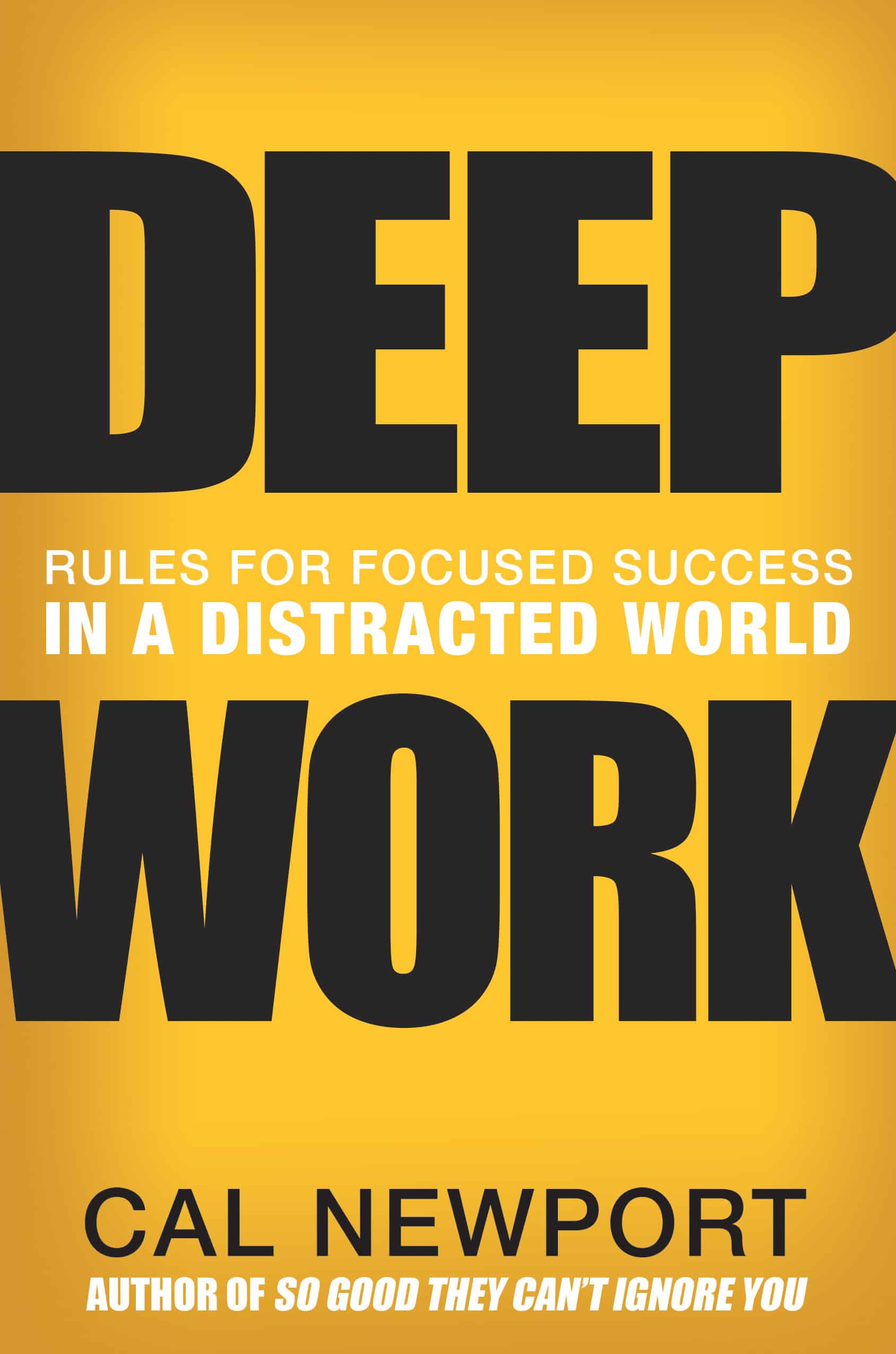 Image result for deep work cover